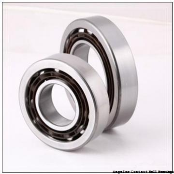 2.559 Inch | 65 Millimeter x 5.512 Inch | 140 Millimeter x 2.311 Inch | 58.7 Millimeter  SKF 5313MZZ  Angular Contact Ball Bearings
