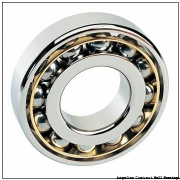 1.772 Inch | 45 Millimeter x 3.346 Inch | 85 Millimeter x 0.748 Inch | 19 Millimeter  SKF 7209PJ  Angular Contact Ball Bearings