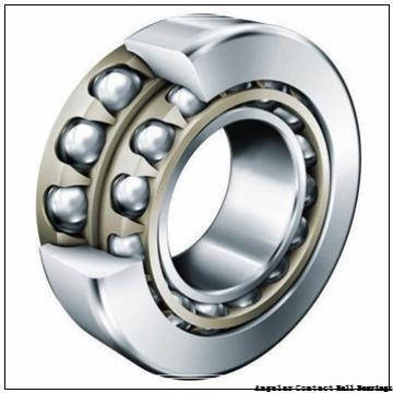 1.575 Inch | 40 Millimeter x 3.543 Inch | 90 Millimeter x 1.437 Inch | 36.5 Millimeter  EBC 5308 ZZ  Angular Contact Ball Bearings