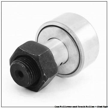 MCGILL CCF 1 S  Cam Follower and Track Roller - Stud Type