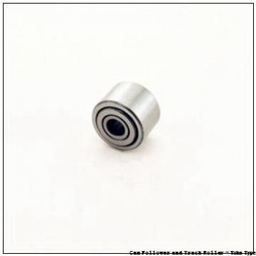 17 mm x 40 mm x 21 mm  SKF NUTR 17 A  Cam Follower and Track Roller - Yoke Type