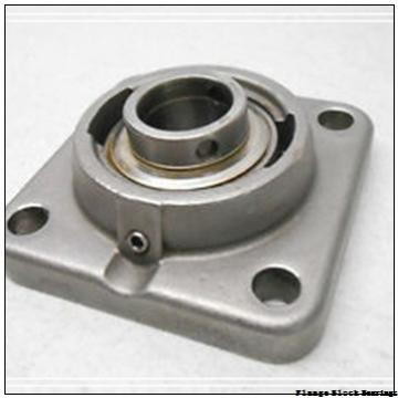 DODGE F2B-SCEZ-012-SHCR  Flange Block Bearings