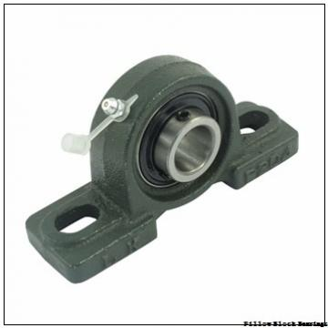 1.938 Inch | 49.225 Millimeter x 2.844 Inch | 72.238 Millimeter x 2.25 Inch | 57.15 Millimeter  DODGE P2B-S2-115RE  Pillow Block Bearings